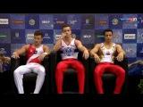 Osijek Zito World Cup Gymnastics 2017  EF Men's SR