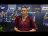 Osijek Zito World Cup Gymnastics 2017  EF Women's BB