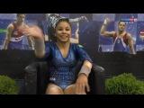 Osijek Zito World Cup Gymnastics 2017  EF Women's UB