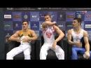 Osijek Zito World Cup Gymnastics 2017 EF Men's PB
