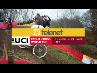 Elite Men's / 2016-17 Telenet UCI Cyclo-cross World Cup – Fiuggi Regione Lazio (ITA)