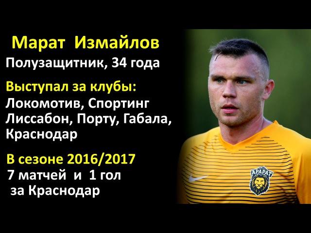 ФК Арарат - Ярмарка свободных агентов