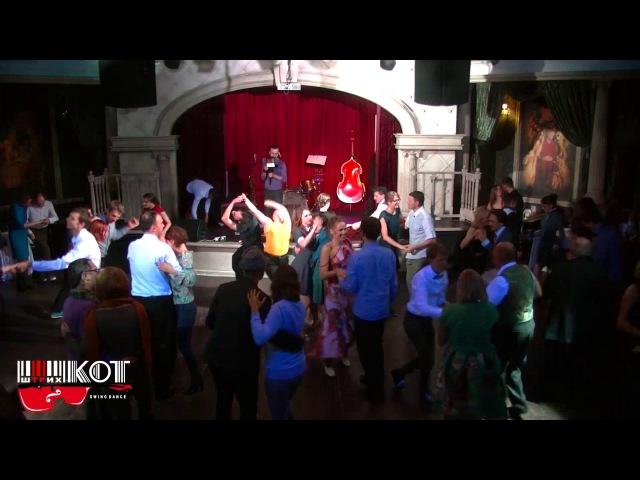 Shtrih Kot Birthday 2016 Bill Bailey Dance