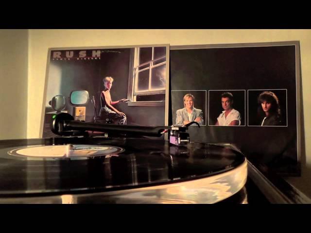 RUSH - Middletown Dreams - Vinyl - at440mla - Power Windows LP