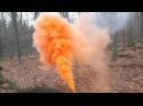 Smoke Fountain (оранжевый)
