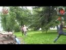 фехтовальная тренировка - Кострома - КосАниК - Сирин - Хотару аль-Терна - 2017 06 25 - часть 2