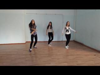 Юля, Лана Даша) танцульки в шк😄