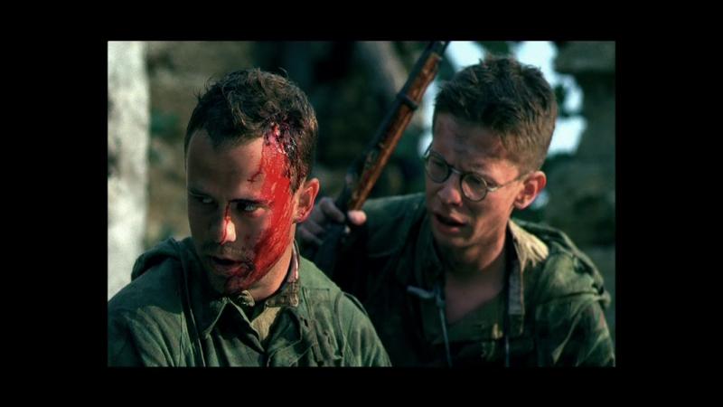 Военный боевик Под ливнем пуль. Смотрите во вторник на пятом канале