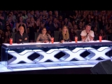 Глухая девушка очаровала судей своим пением на шоу талантов