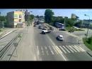 Две аварии в Серпухове.