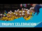 Сборная Швеции - чемпион мира по хоккею 2017 года