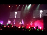 09.05.2017 B.A.P. - I guess I need you live (party baby Moscow Boom
