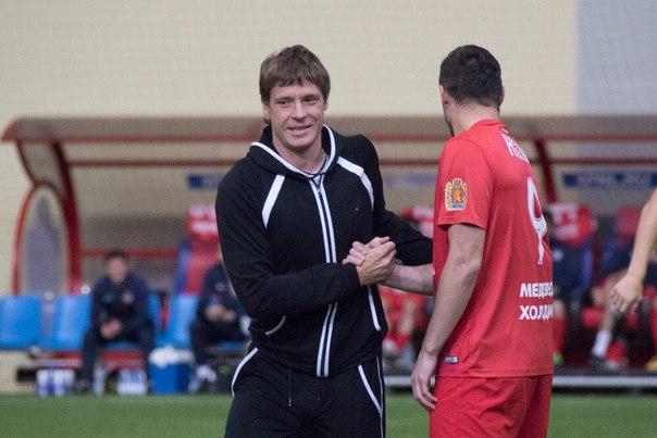 Андрей Козлов продолжает радовать нас и болельщиков  своего клуба. Среди них - житель Красноярска Александр Сёмин, яркая фигура в современно