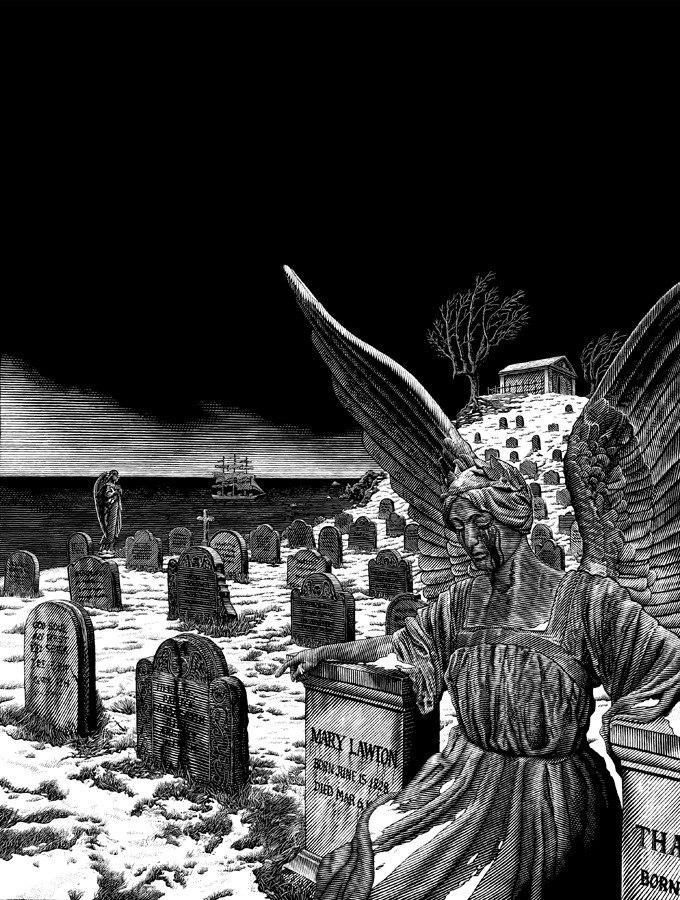 Иллюстрации Патрика Арасмита