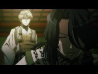 Saiyuki Reload Blast 8 серия русская озвучка Zendos / Саюки: Новый взрыв 08 / Взрывная перезарядка