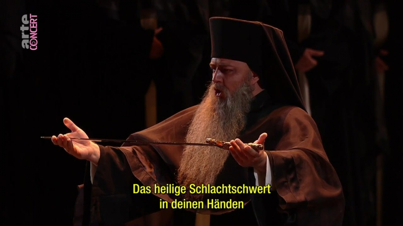 Salzburger Festspiele - Giuseppe Verdi: Aida (Зальцбург, 12.08.2017) - Акт I II