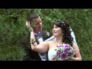 свадебный клип Алла и Александр