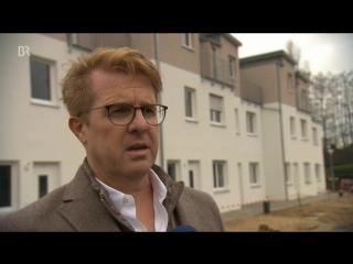 Neue Häuser für junge Asylanten-Familien