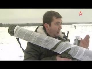 Корреспондент «Звезды» потерял дар речи после выстрела из РПО «Шмель»