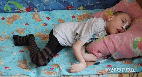 Из-за безобидной прививки владимирский мальчик стал инвалидом на всю жизнь