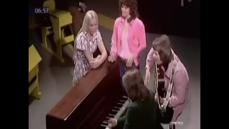 Björn, Benny, Agnetha Anni-Frid (ABBA) - People Need Love (HQ)