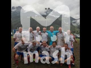 Команда врачей из России выиграла Чемпионат Мира по футболу