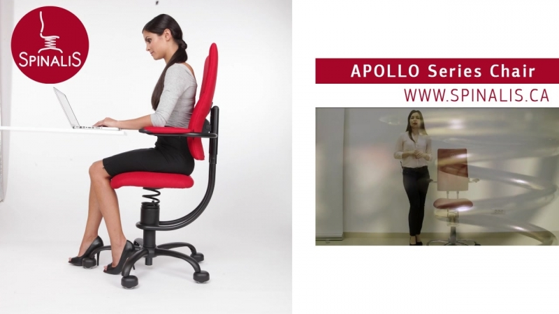 Win SpinaliS APOLLO Series health chair valued at $1490
