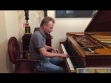 Сергей Калугин играет на рояле 1983 года