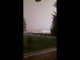 В Восточном Казахстане внезапно наступила тьма...