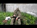 Беседа с девушкой-снайпером армии Новороссии.