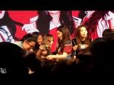 """170416 Red Velvet """"Rookie"""" Mini Album Event in Taipei - 做芒果冰(make mango ice cream)"""