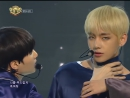 Taehyung Yoongi chocking parts in BS T Compilation