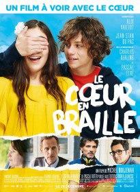 Любовь по Брайлю / Краткий обзор / Le coeur en braille (2016)