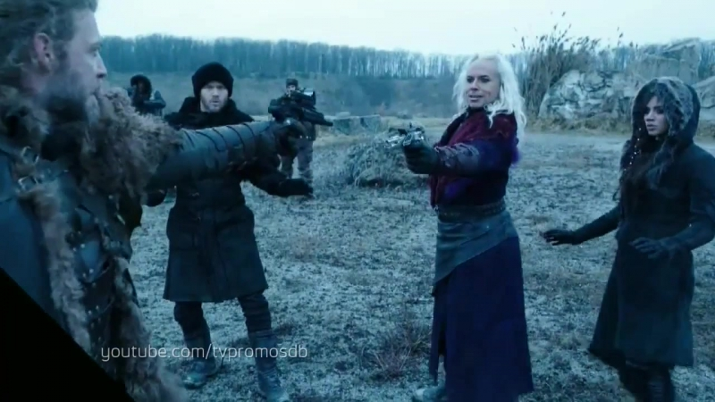 Киллджойс / Killjoys - 3 сезон 4 серия Промо The Lion, The Witch The Warlord (HD)