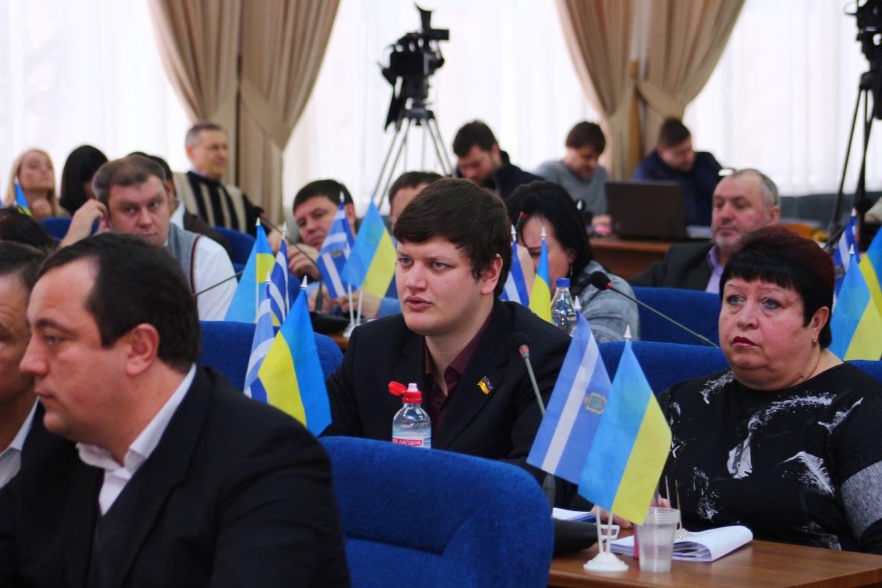Депутаты городского совета предлагают убрать Гандзюк с горисполкома