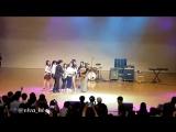 160920 Lee Hi @ Sangil middle school festival
