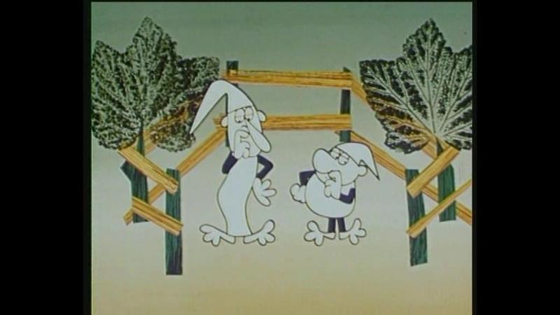 Как Кржемелик и Вахмурка посадили семечко