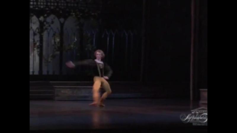 Бенуа де ла Данс-2011: Семен Чудин / Benois de la Danse-2011: Semion Chudin