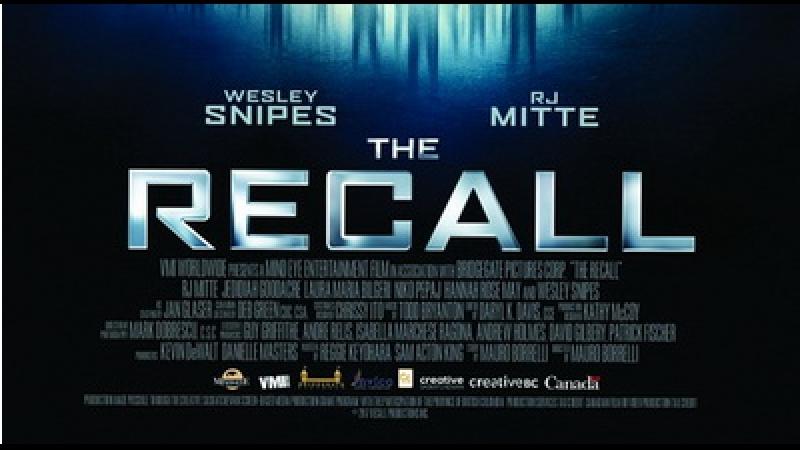 Вспомнить всё: Похищение | The Recall