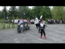 Темная Лошадка-1 Парад