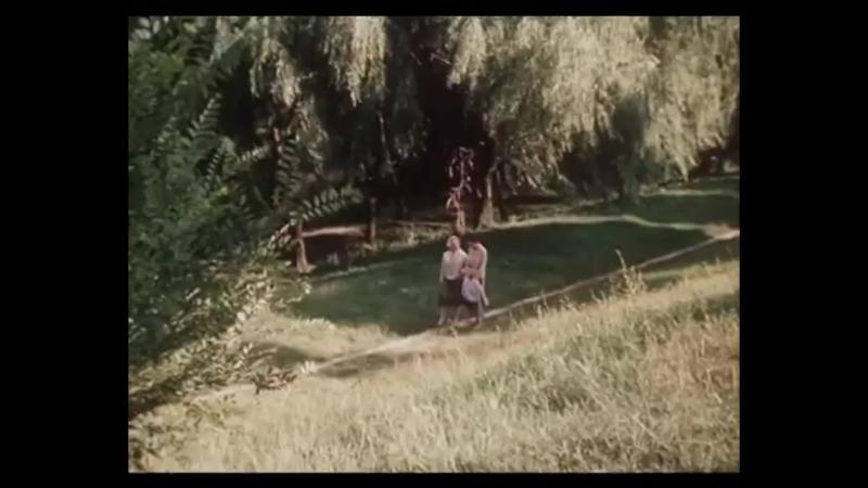 «Радости земные» (1988) - мелодрама, реж. Сергей Колосов, 3-я серия