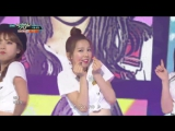 CLC - No Oh Oh (아니야) [Music Bank _ 2016.07.01]