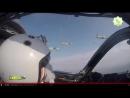 В небе над Ашхабадом прошел воздушный парад туркменской авиации 27.10.16