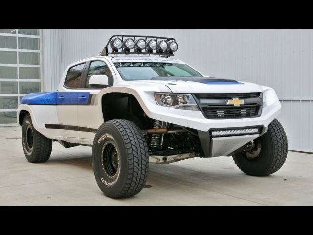 Chevrolet Colorado Prerunner Build - Raptor Offroad - Insane Project!!