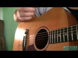Сектор Газа - Туман (Аккорды, урок на гитаре)