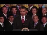 Daft Punk - Get Lucky ( Barak Obama cover version)