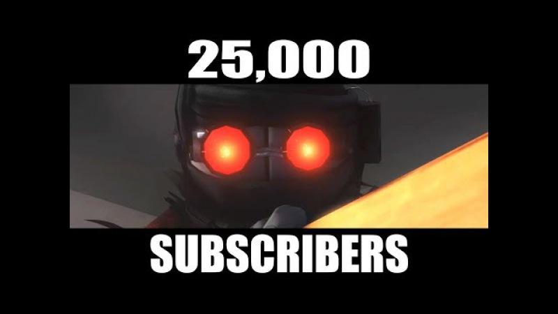 Green Pepper 25,000 Subscribers Collab - GP Studios