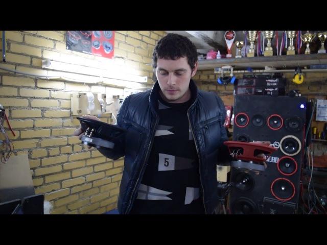 Alphard Deaf Bonce DB MX 80 vs Ural AS PT200 Patriot Как выбрать громкую акустику в машину