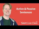 Active Passive Sentences - Upper-Intermediate English with Neal 6