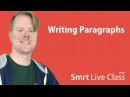 Writing Paragraphs - Upper-Intermediate English with Neal 9